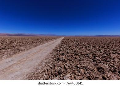 Atacama desert - driest desert in the world!