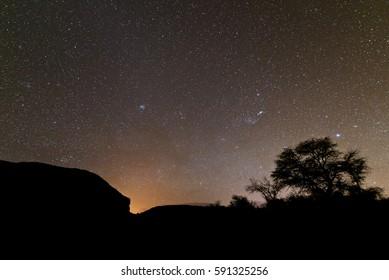 Atacama Desert Starry Skies, where the stars seemed closer than ever.