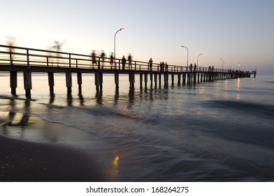 Atakum Beach, Black Sea. Turkey, Samsun City