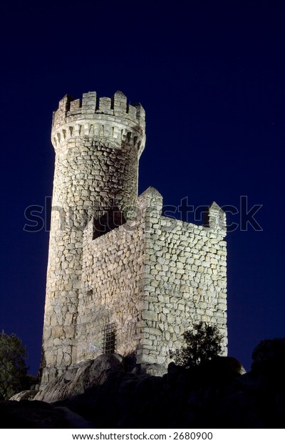Atalaya de Torrelodones is a Moorish defense tower from the 9th century, situated in Torrelodones near Madrid, Spain.