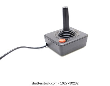 Atari 2600 joystick controller for Atari game system.
