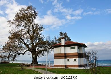 Ataturk House Museum aka Walking Mansion in Yalova Turkey
