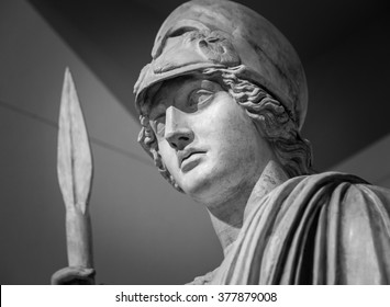 Athena the ancient Greek goddess
