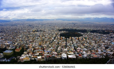 Athena Greece City