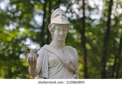 Athena and the owl
