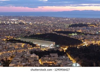 Athens city, Greece