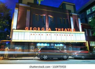 Georgia Theatre Images Stock Photos Vectors Shutterstock