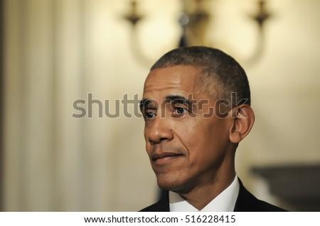 Athens Greece November 15 2016 President Stock Photo (Edit