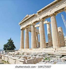 Athens. Greece. Parthenon