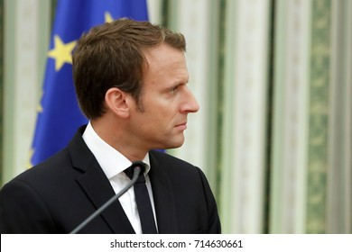 Emmanuel Macron Wife Images Stock Photos Vectors Shutterstock