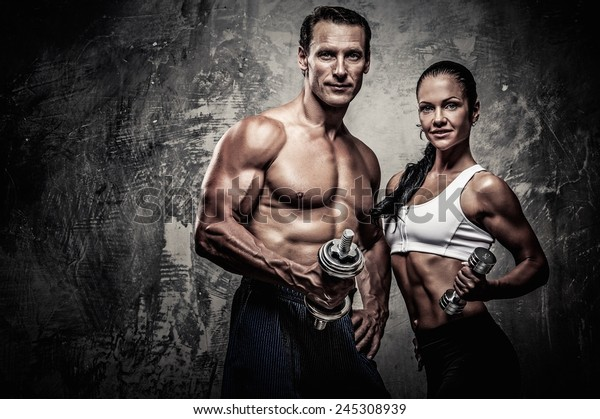 Athletische frau sucht mann