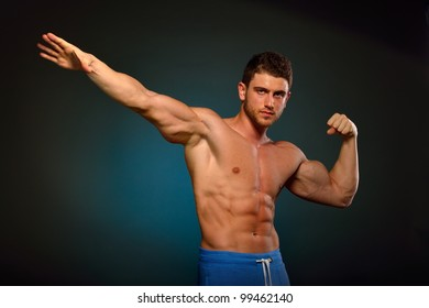athletic young man 9f7f8d0c46b1