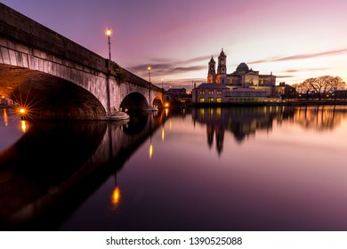 Athlone Bridge on river Shannon