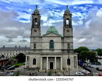Athlone / Ireland - August 22 2017: Church of St Peter and St Paul