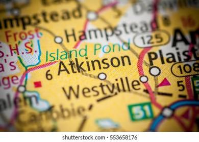Atkinson. New Hampshire. USA