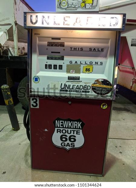 Gas Prices Atlanta >> Atlanta Ga Usa Circa May 2018 Stock Photo Edit Now 1101344624