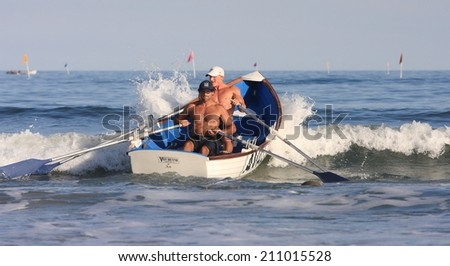 97649bb237f ATLANTIC CITY - July 18th  Members of the Avalon City lifeguard team  compete at the