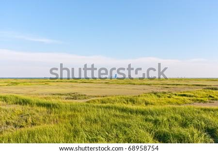 Atlantic City New Jersey Skyline Foreground Stock Photo Edit Now