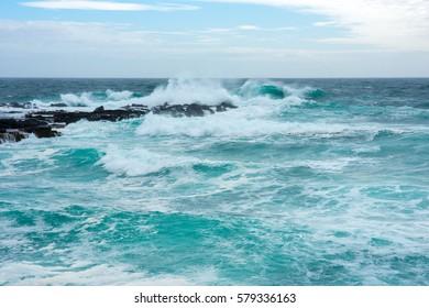 Atlantic ocean, Iceland