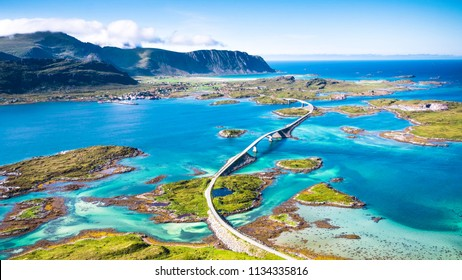 Atlantic Ocean Road, Norway