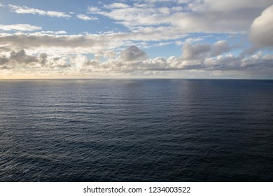 The Atlantic Ocean, viewed from the Cliffs of Moher, Ireland