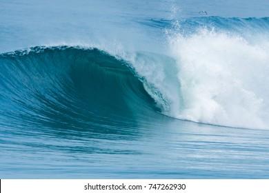 Atlantic waves at Furadouro -  Ovar, Portugal.