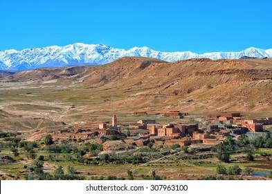 Atlas of Morocco
