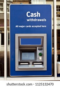 ATM or Automatic Teller Machine