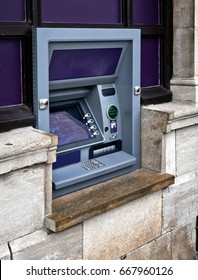 ATM or Cash Machine