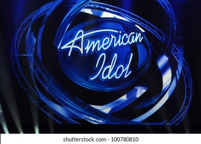 "Atmosphere  at the ""American Idol"" Season 10 Judges Announcement, Forum, Inglewood, CA. 09-22-10"