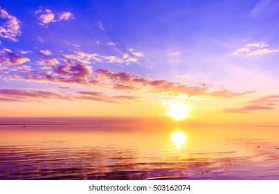 Atmosphere Sun Dawn