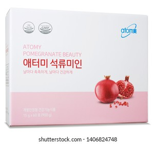 atomy Pomegranate Beauty Health Food package