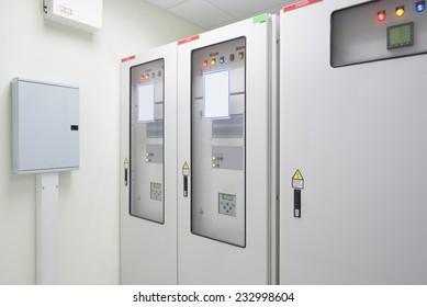 ATS, EMDB System, Power Supply for Data Center and Server Room.