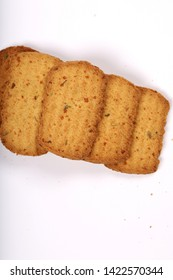 Atta biscuit, cookies, white flour biscuit - Indian cooking
