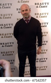 attends Beauty & Essex Red Carpet event in new york on December 10,2010.