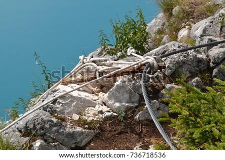Klettersteig Attersee : Vom klettersteig und kajak fahren am attersee snowwhite and the