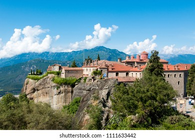 Attic Greece and Thessaly europe