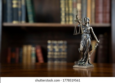 Attorney at law. Law concept.