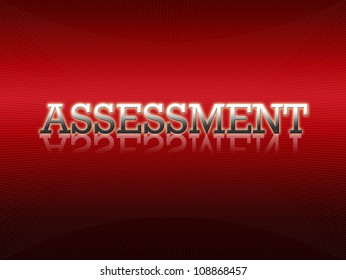 Attractive artwork of business wording  on modern red abstract background.