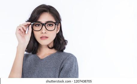girl hairy nerd