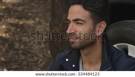 Attractive mexican men