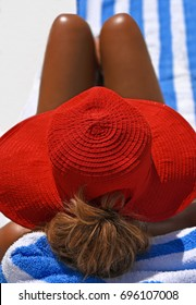 attractive-woman-wearing-red-summer-260n