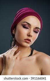 Kazakh women naked Beautiful