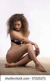 Biracial women nude