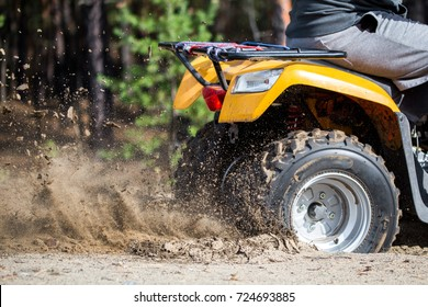 Atv Mud Images, Stock Photos & Vectors | Shutterstock