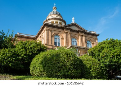 Auburn California Historic Courthouse