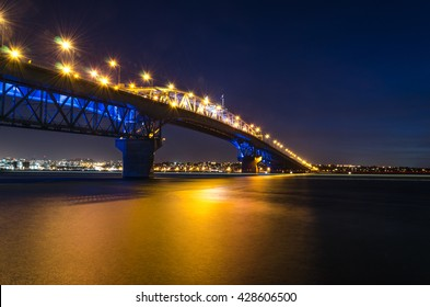 Auckland City Bridge, Auckland, New Zealand