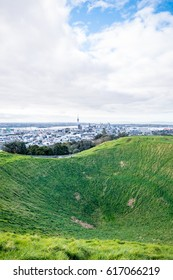 Auckland Landscape Panoramic View