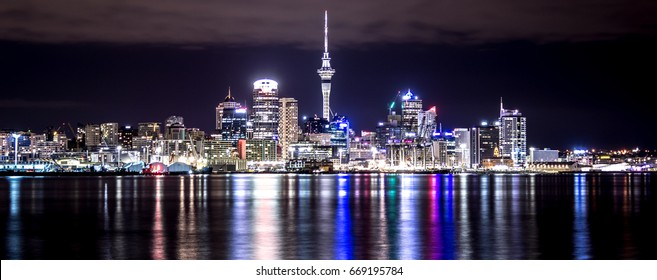 Auckland view Devenport