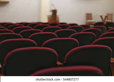 audience auditorium boardroom chairs